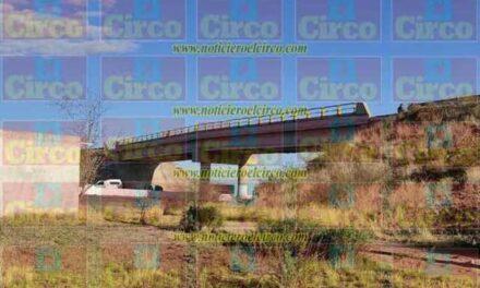 ¡Ejecutaron a un joven y colgaron su cuerpo en un puente vehicular en Fresnillo!
