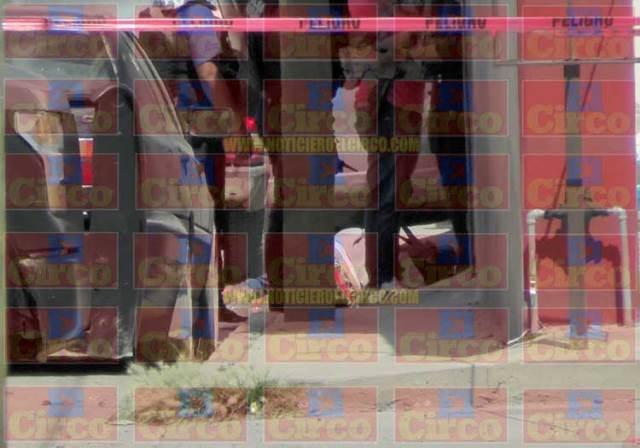 ¡Ejecutaron a 4 hombres frente a decenas de testigos en Fresnillo!