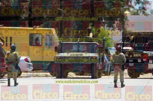 ¡Ejecutaron a un hombre con arma de fuego larga frente a su hija en Lagos de Moreno!