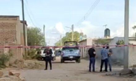 ¡Intentaron ejecutar a un hombre y a una mujer en El Baluarte, en Fresnillo!