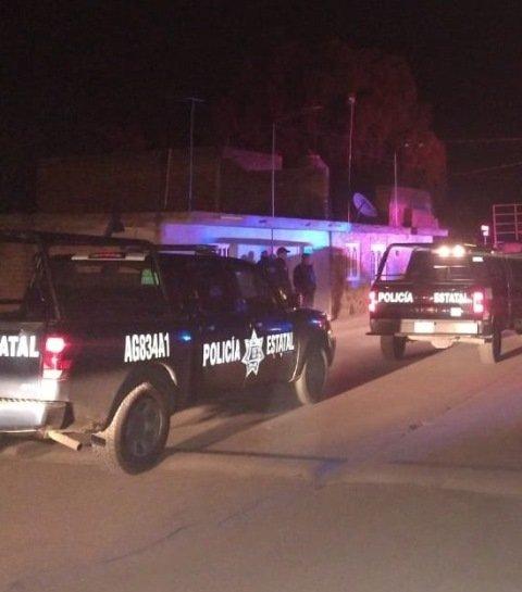 ¡2 muertos dejó una riña en la comunidad de Lumbreras en Aguascalientes!