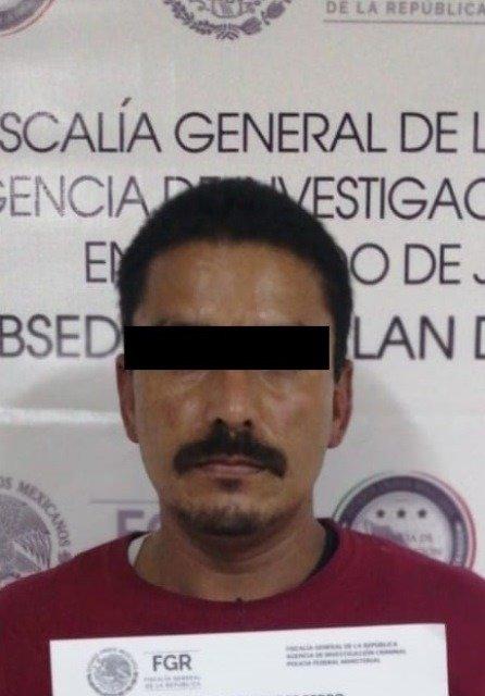 ¡Agentes federales detuvieron en Aguascalientes a un sujeto buscado en Jalisco!