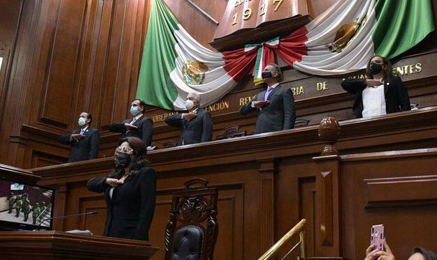 ¡Por encima de ideologías, en estos tres años prevaleció el diálogo y el consenso en favor de la población: LXIV Legislatura!
