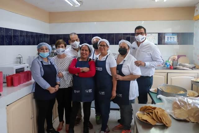 ¡Creará Martín Orozco 20 comedores comunitarios en beneficio de las familias más necesitadas!