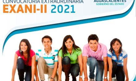 ¡Publica IEA convocatoria extraordinaria para realizar EXANI II 2021 en línea desde casa!