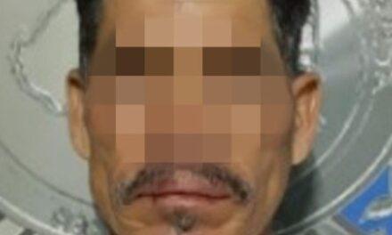 ¡Asesino buscado en Aguascalientes fue detenido en San Luis Potosí!