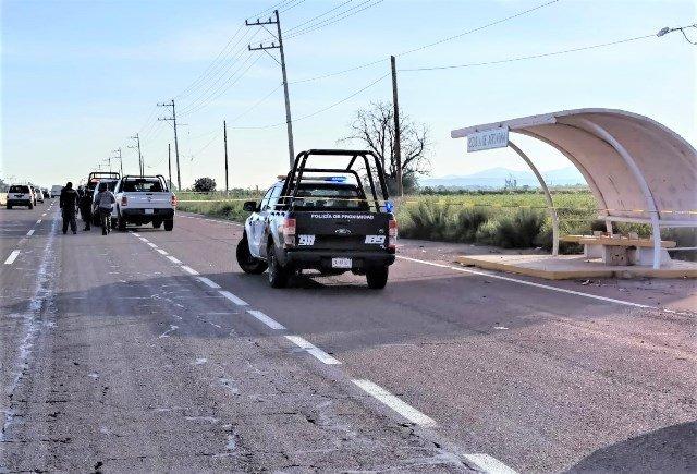 ¡Hallaron a un hombre ejecutado y desmembrado dentro de una caja en Zacatecas!