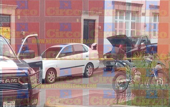 Ejecutado a balazos a un hombre y otro resulta herido en agresión armada en Lagos de Moreno