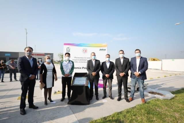 ¡Gobierno Estatal y sector automotriz suman esfuerzos para crear primera guardería escolarizada a nivel nacional!