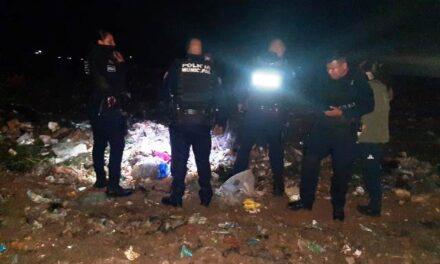 ¡Hallaron un feto entre la basura en el relleno sanitario en Aguascalientes!