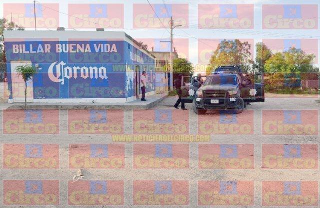 ¡A golpes lesionaron a un hombre en una riña en Hidalgo de Ojuelos, Fresnillo!