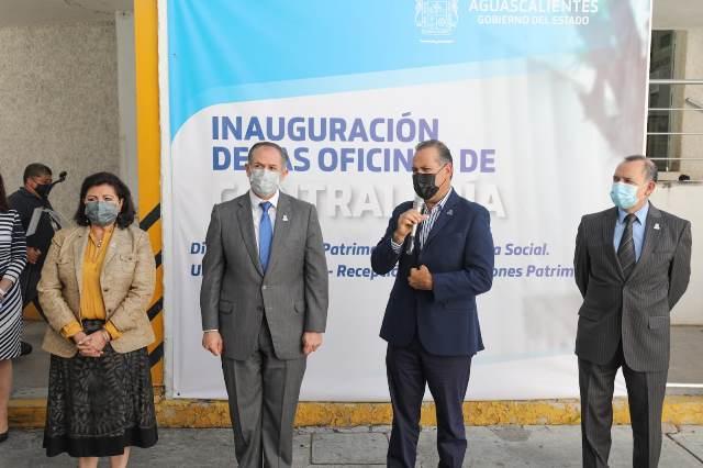 ¡Llama Martín Orozco a funcionarios de Contraloría a seguir trabajando en función de la transparencia y la legalidad!