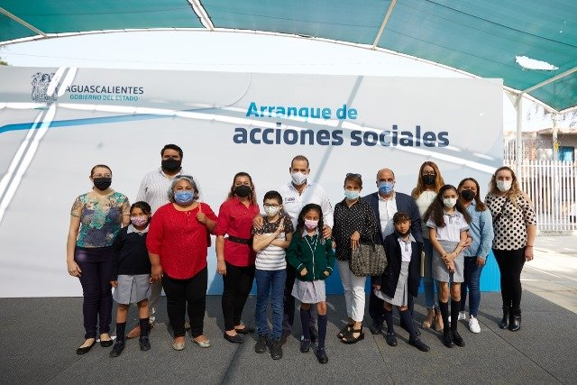 ¡Martín Orozco pone en marcha acciones de trabajo comunitario para mejorar espacios públicos!