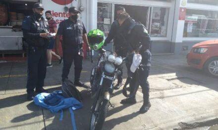 ¡Peatón murió atropellado por un motociclista en Aguascalientes!
