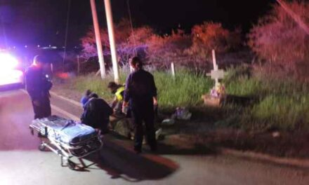 "¡Auto ""fantasma"" atropelló y mató a un adolescente en Aguascalientes!"
