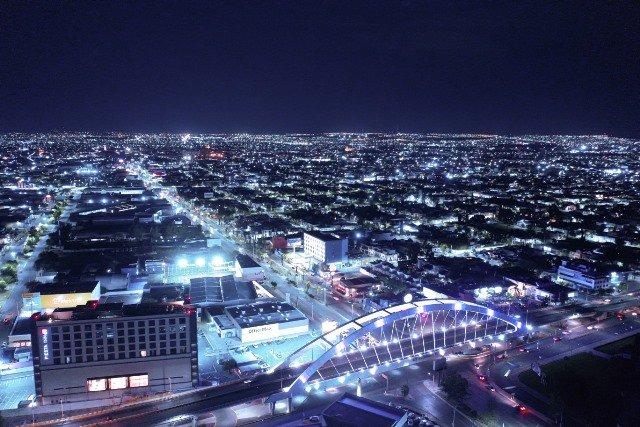 ¡Destaca el municipio de Aguascalientes como una de las ciudades mejor iluminadas a nivel nacional!