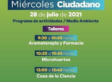 ¡Municipio invita a participar en el Miércoles Ciudadano Ambiental!