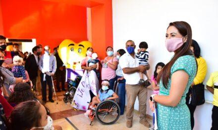 ¡Municipio y CRIT transforman la vida de niñas y niños con discapacidad!