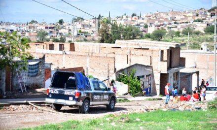¡Joven se mató ahorcándose en el Anexo Palomino Dena en Aguascalientes!