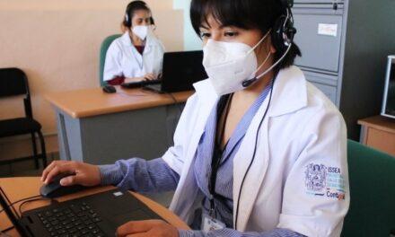 ¡Se consolida Línea Vive como herramienta para la atención a pacientes!