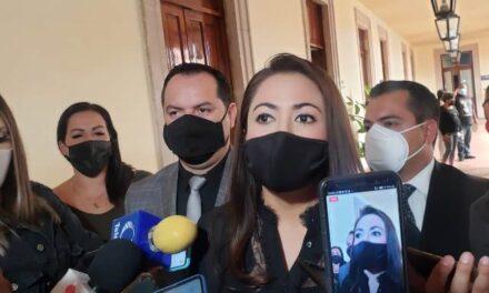 ¡Acusados de faltas administrativas podrán tener audiencia oral y grabada: Teresa Jiménez Esquivel!