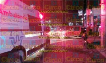¡Choque entre dos camionetas dejó seis lesionados en Lagos de Moreno!