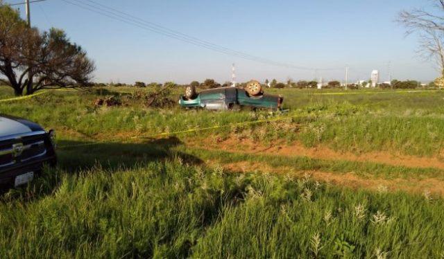 ¡Hombre murió tras la volcadura de su camioneta en Morelos!