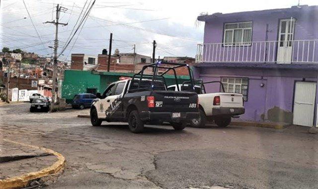 ¡Intentaron ejecutar a un hombre en la colonia España en Zacatecas y quedó herido!