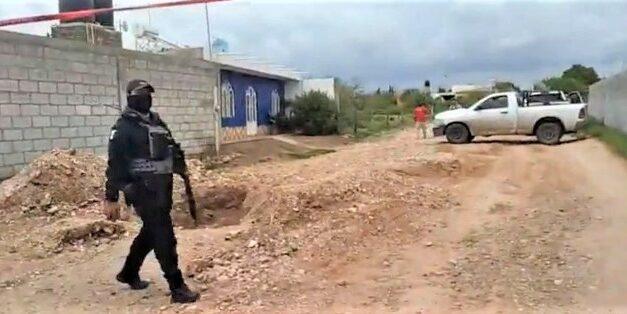 ¡Abatieron a cuatro delincuentes tras dar muerte a un policía estatal en Pánuco!
