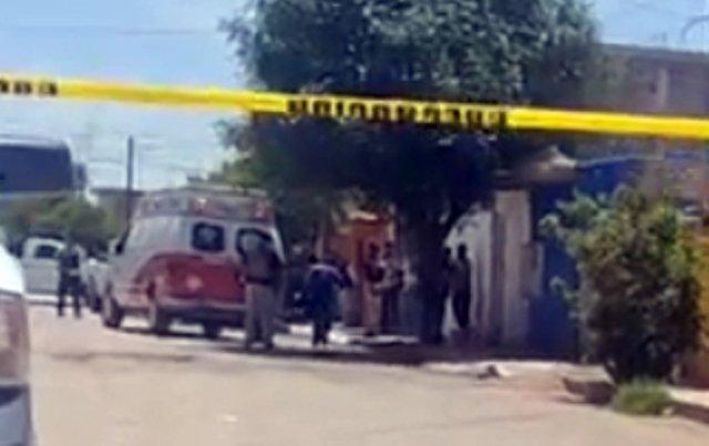 """¡Ejecutaron a """"El Negro"""" dentro de un domicilio en Estación San José, Fresnillo!"""
