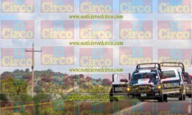 ¡Hallan a un hombre ejecutado en la carretera a La Chona en Lagos de Moreno!