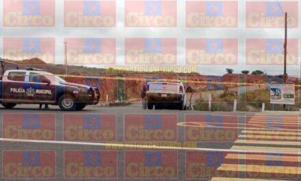 ¡Hallaron a tres hombres ejecutados dentro de un tinaco en Fresnillo!