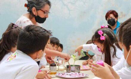 ¡Municipio invita a participar en cursos de educación artística durante vacaciones escolares!