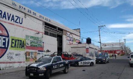 ¡Comando asaltó empresa de venta de materiales en Aguascalientes!
