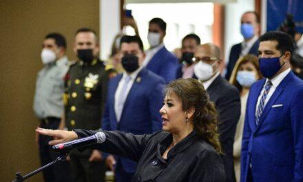 ¡Cecilia López Ortiz rinde protesta como presidenta municipal de Aguascalientes!