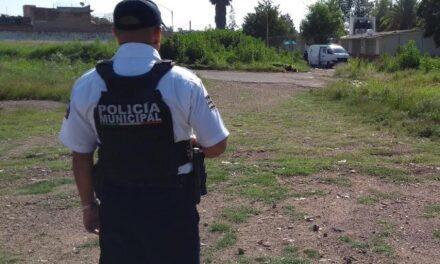 ¡Hallaron a un hombre encobijado en Aguascalientes, al parecer fue asfixiado!