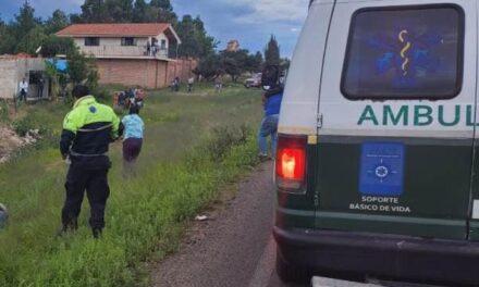 """¡Vehículo """"fantasma"""" atropelló y mató a una niña de 11 años de edad en Aguascalientes!"""