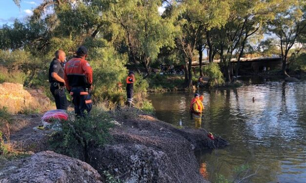 ¡Adolescente murió ahogado en un arroyo en Aguascalientes!