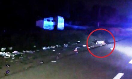 """¡Indigente murió atropellado por un auto """"fantasma"""" en Aguascalientes!"""