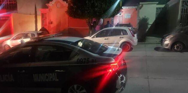 ¡Joven se quitó la vida ahorcándose en Lomas del Mirador en Aguascalientes!