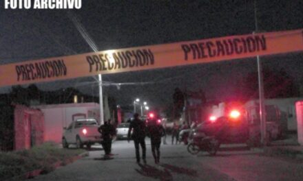 ¡Ejecutaron a un hombre y le dejaron un narco-mensaje en Zacatecas!
