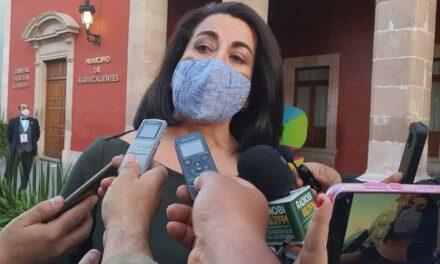 ¡Trabajo de Tere Jiménez fundamental para frenar a Morena en Aguascalientes: Lorena Martínez!