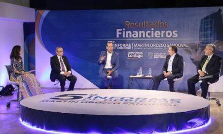¡A cinco años Aguascalientes destaca a nivel nacional por sus finanzas sanas!
