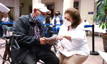 ¡Alcaldesa Cecilia López atenta a las solicitudes de la población en Miércoles Ciudadano!