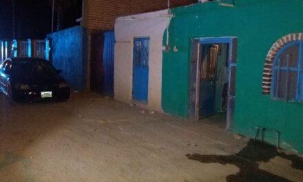 ¡Detuvieron a sujeto que baleó a varias personas con un arma de postas en Aguascalientes!