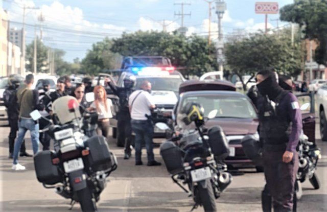 ¡Detuvieron a una pareja tras espectacular operativo en Aguascalientes!