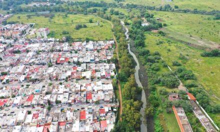 ¡Protección Civil Municipal mantiene supervisión de cauces naturales!