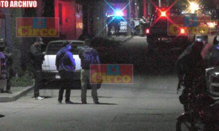 ¡Fresnillo tierra del narco: en 3 horas ejecutaron a 4 personas y balearon 2 domicilios!