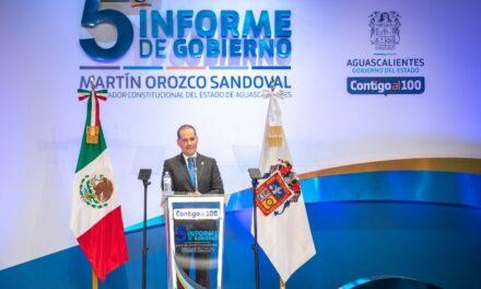 ¡Gobierno de Martín Orozco construye un puente hacia el futuro de Aguascalientes!