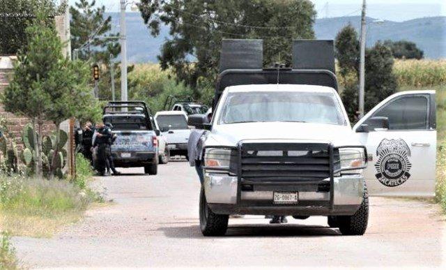 ¡Hallaron a 10 personas ejecutadas en una casa de seguridad en Machines, Zacatecas!